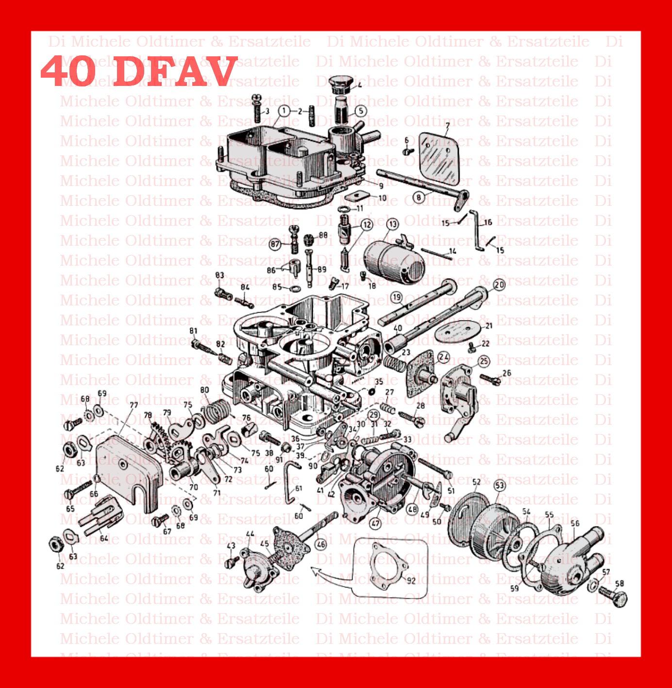40 DFAV T end