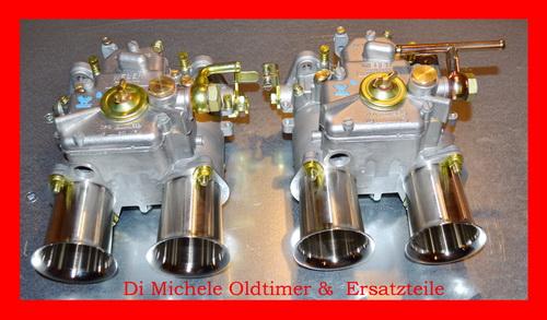 40 DCOE 45 DCOE DCOE Weber Vergaser 2x Verschlussschraube Unterdruck Anschluss